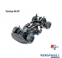 M07 Concept Chassis Kit & Certificaat -58647