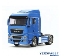 MAN TGX 18. 540 4x2 XLX French Blue & 3000 Mah Accu -56350