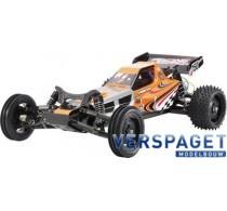 Racing Fighter Semi build Ready To Run Set Kompleet Met Zenderset & Snellader & AccuPack