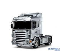 Scania R 620 6x4 Highline Zilver Edition -56364
