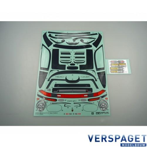 Stikker Porsche 911 -919494224