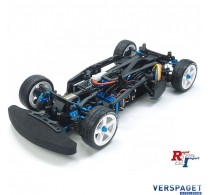 TA07 RR Racing Chassis Kit & Certificaat -47445