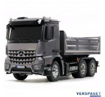 Mercedes Benz Arocs 3348 6x4 Tipper Truck -56357 & Gratis Accu pack 7,2 volt 3000 Mah  twv 22,99