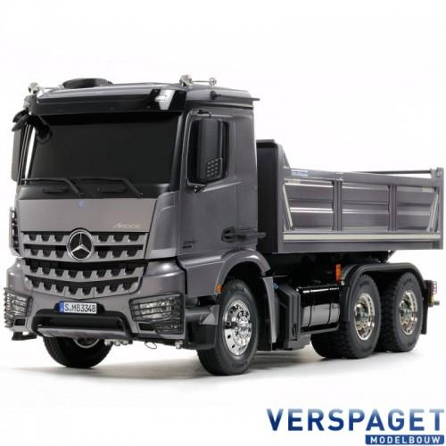 Mercedes Benz Arocs 3348 6x4 Tipper Truck -56357