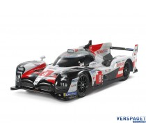 TOYOTA GAZOO Racing TS050 Hybrid (F103GT) & Extra 2018/2019 marking Options Included -58680