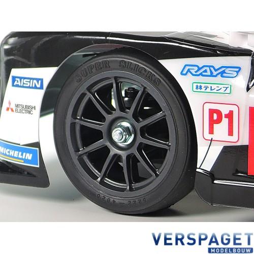 TOYOTA GAZOO Racing TS050 Hybrid (F103GT) & Extra 2018/2019 marking Options Included -58680