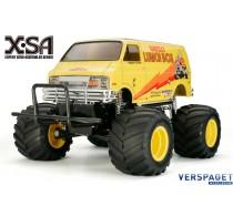Vanessa's Lunch Box Semi Build -46701 Ready To Run Set Kompleet Met Zenderset & Snellader & AccuPack