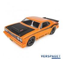 DR10 DRAG RACE CAR RTR Orangje -70025