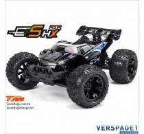 E-5 SHX Brushless Monster Truck -510003Blauw