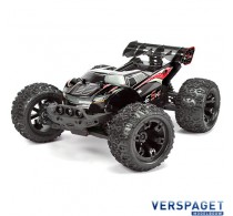 E-5 SHX Brushless Monster Truck -510003Rood