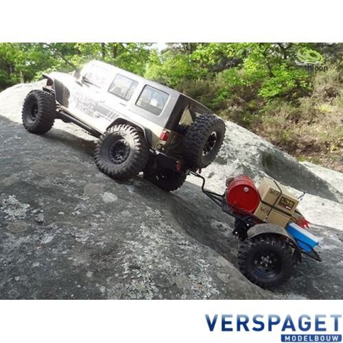 Crawler Anhangwagen Metaal -200529