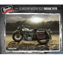 US Military Motorcycle Indian 741B -35003