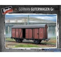 German Güterwagen Gr -35902