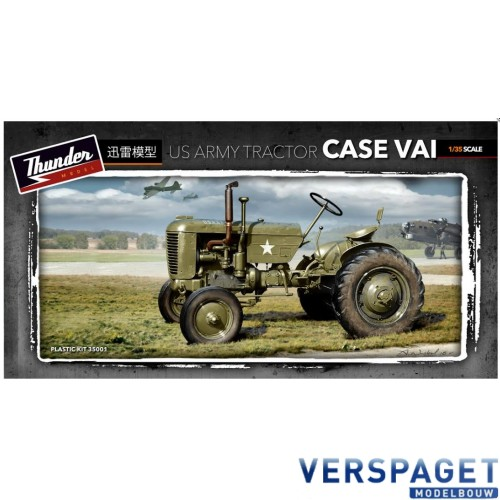 US Army Case Tractor -35001