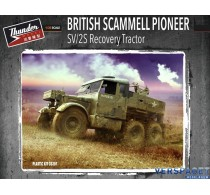 Scammel Pioneer  SV2S recovery  tractor -35201