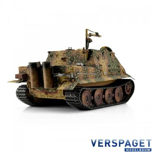 RC Pro-Edition SturmTigerTank metal edition BB geleverd in luxe houten krat -1111700300