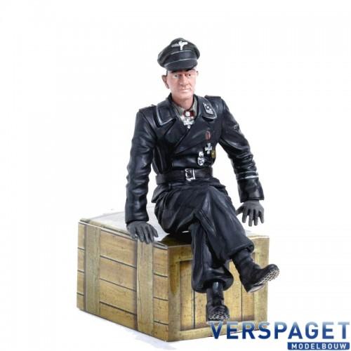 Commander Michael Wittmann Sitting -222285114