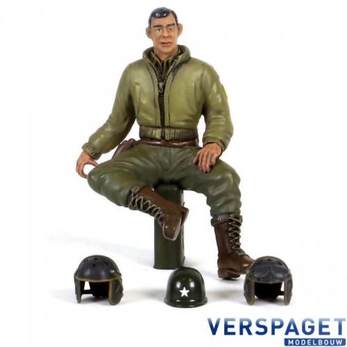 2nd Lieutenant G. Clark Sitting -222331010