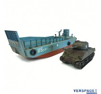 RC Landing Craft LCM3 & Sherman Pro edition BB-1149900001B