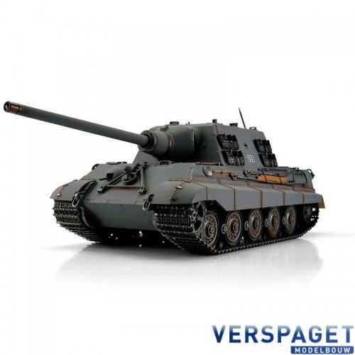RC Pro-Edition Jagdtiger Tank metal edition BB geleverd in luxe houten krat -1112200785