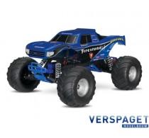 Bigfoot Blauw Monster Truck RTR & Accupack & Snellader