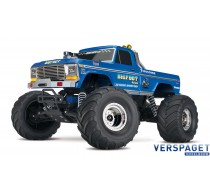 Bigfoot NO. 1 The Orginal Monster Truck 2 WD  RTR & Accupack & Snellader -36034-1