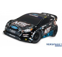 Fiesta ST Rally RTR & Accupack -74054
