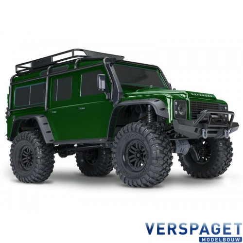 Landrover Defender TRX4 Crawler Green Version -82056-4G