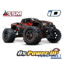 X-Maxx Brushless Monster Truck 8S RTR  Power To The Maxx
