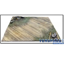 Preorder Section of WWI Aerodrome Display Base -TDD48001