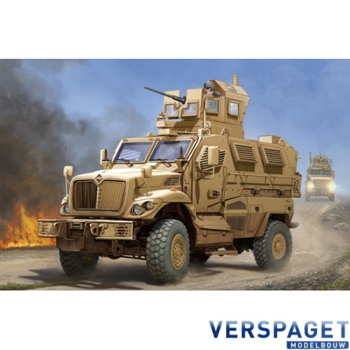 US MaxxPro MRAP -00931