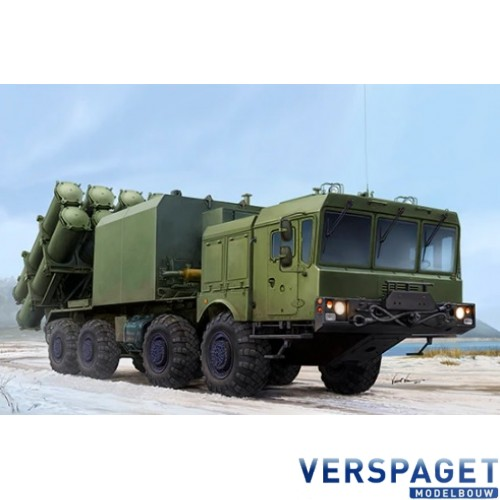 Russian 3S60 launcher of 3K60 BAL/BAL-Elex Coastal Missile Complex -01052