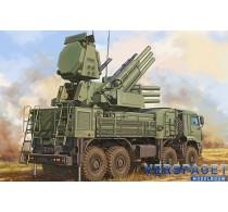 Russian 72V6E4 Combat Unit of 96K6 Pantsir-S1 ADMGS w/RLM SOC S-band Radar -01061