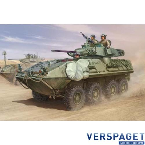 LAV-A2 8X8 wheeled armoured vehicle -01521