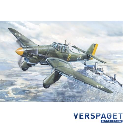 Junkers Ju-87A Stuka 02420