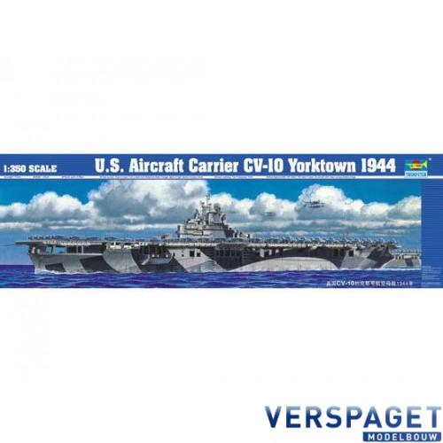 U.S. Aircraft Carrier CV-10 Yorktown 1944 -05603