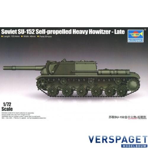 Soviet SU-152 Self-Propelled Heavy Howitzer -07130