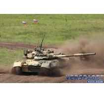 Russian T-80UK MBT -09578