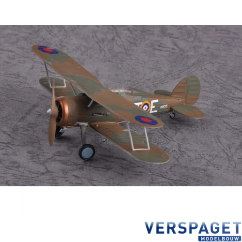 Preorder Gladiator Mk.I 112 Sqn.RT-E Finished Model -36458