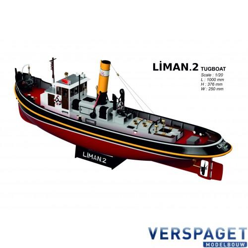 LİMAN 2 Tugboat 1/20 -124-003