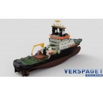 """NORDIC Emergency Tug Boat""""R/C met LED 108,2 cm lang -TRK130"""