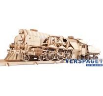 V Express Stoomtrein met Tender -70058