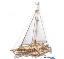 Trimaran Zeilboot -70059