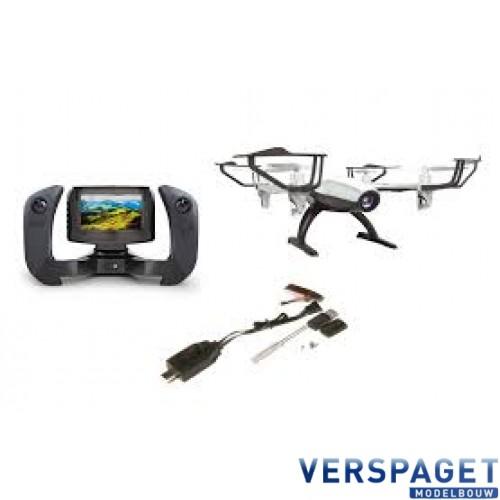 Kestrel FPV Quadcopter -A-U28-1