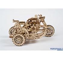Motor & Zijspaan -70137