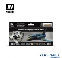 Armée de l'Air colors post WWII to present -71.627
