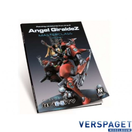 Manual Painting Miniatures from A to Z by Ángel Giráldez -75003