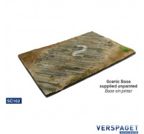 Wooden Airfield Surface -SC102