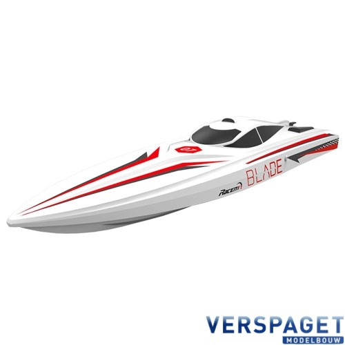 BLADE RTR 66CM BRUSHED BOAT RED -V792-2