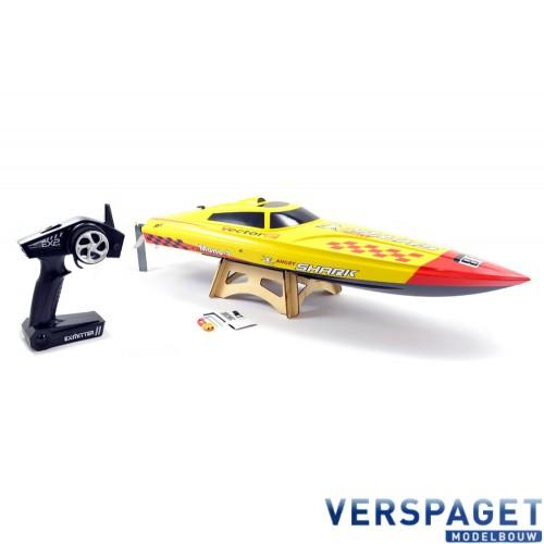 RACENT ANGRY SHARK 81CM BRUSHLESS -V798-2-BL